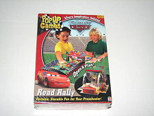 Disney Pixar Cars Pop Up Games Portable Road Rally New MIB Sealed 2000 Mattel