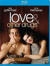 Love And Other Drugs 2Disc Set Blu-Ray Wide Screen Free Shipping USA Seller