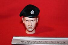 DRAGON 1:6TH SCALE WW2 BRITISH TANK CREWMAN BERET FROM TERRY DAVIES