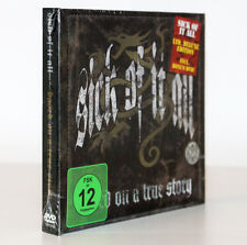 SICK OF IT ALL - BASED A TRUE STORY [CD + DVD BONUS / LTD. DELUXE EDITION] RARO