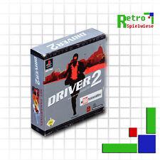 Driver 2 [PS1 Spiel]
