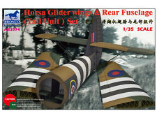 BRONCO AB3574 1/35 HORSA GLIDER WINGS & REAR FUSELAGE (TAIL UNIT) SET BNIB