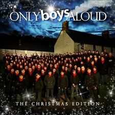 Only Boys Aloud [The Christmas Edition] by Only Boys Aloud (CD, Dec-2012, 2...