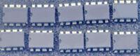 10 x  TL072  TL072CP  IC  DIL8  2xOp-Amp JFET +-18V TOP