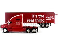 436600 COCA COLA LONG HAULER TRACTOR TRAILER 1/64 COKE IT'S THE REAL THING