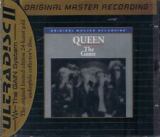 Queen The Game  MFSL GOLD CD NEU OVP Sealed U II mit J-Card UDCD 610