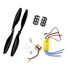 HOT 1000KV A2212 Motor Brushless w/30A ESC + Pair 1045 Propeller For DJI X6S0