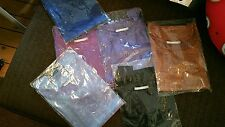 Ladies top silk job lot large size 6 tops
