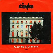 "THE STRANGLERS all day and all of the night VICE 1 uk epic 1987 7"" PS EX-/EX"