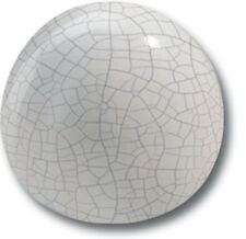 230ml Terracolor Earthenware Glaze 1054 White Crackle (1060°C)