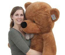 "Joyfay® 63"" 160cm Dark Brown Giant Teddy Bear Huge Toy Birthday Christmas Gift"