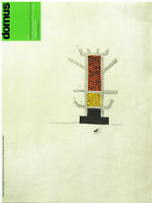 Domus Magazine No. 841 - October 2001 Italian Architecture and Design
