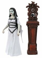 DIAMOND SELECT THE MUNSTERS RACEWAY LILY ACTION FIGURE NEW