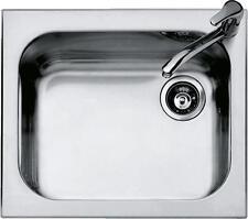 BARAZZA Select lavello da incasso 1 vasca 1IS6060/1