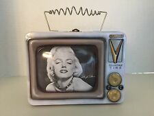 **GREAT VALENTINES GIFT** RARE Vintage Marilyn Monroe Vandor collectable tin