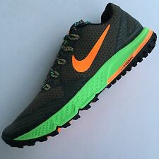 Nike Air Zoom Wildhorse 3  - UK 9   - Eur 44  - Green