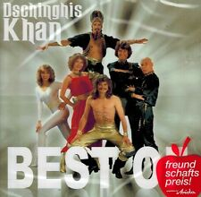CD MUSICALE NUOVO/scatola originale-Dschinghis Khan-Best of