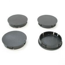 Set of 4 Plain Wheel Center Hub Caps 60mm Fits Vw Golf Passat Polo Mk3 Mk4