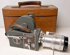 "CAMERA "" PATHE WEBO  SUPER 16 "" -16 mm - 1946/60 + ZOOM"