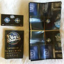 Yu Yu Hakusho Ghost Files Trading Card Game Play Mat Spirit Detective Manual
