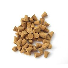50Pcs Wood Bottle Stopper Plug