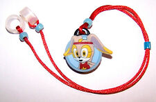 Children's Hearing Aid safety Leash RETAINER CORD CLIP for 2 H.A.'s ..SONIC