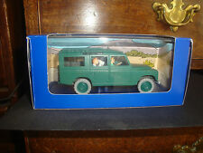 Tintin - The Land Rover from Tintin and the Picaros - No. 43