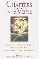 Chapters into Verse: A Selection of Poetry in English I