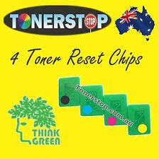 4x PSI ENGINEERING LM LASER MAIL 3640 LM3640 3655 LM3655 TONER RESET CHIPS