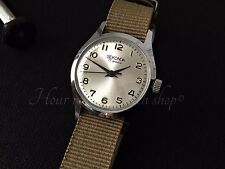 Excellent vintage Russian watch Sekonda 17 jewels  fully serviced & timed wk2209