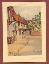 "Lavenham, Suffolk, Edith A.Andrews, unused, ""Gay Adventure"", 1940s  ZW15"