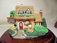 Cherished Teddies Hamilton Village Sweet Treats Shop 1996 Used No Box