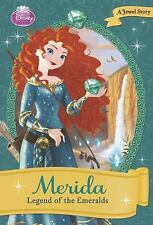 Merida: Legend of the Emeralds (Disney Princess Early Chapter Books)-ExLibrary