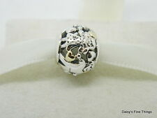 NEW! AUTHENTIC PANDORA CHARM FAMILY FOREVER #791040  HINGED GIFT BOX
