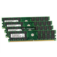 NEW 16GB 4X4GB DDR2-667MHz PC2-5300 240PIN For AMD Motherboard Desktop memory
