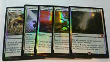 MTG WRATH OF GOD CATACLYSM ARMAGEDDON MARTIAL COUP TERMINUS FOIL SET
