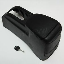 VW MK3 Jetta Golf Center Console Rear Cup Holder Black 93- 98 Armrest 1HM863319B