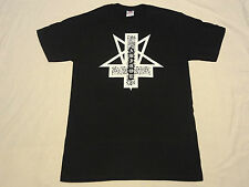 ABIGOR logo SHIRT L,Summoning,Lunar Aurora,Inquisition,Alcest,Lantlos,Therion