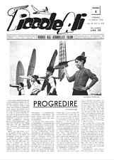 AEROMODELLISMO - Aeromodellisti italiani - Piccole Ali 1946 - 05 - DVD