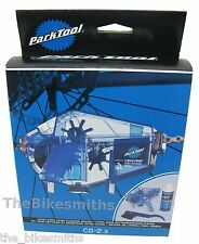 Park Tool CG-2.3 Bike Chain Gang Cleaning System Brand New Item