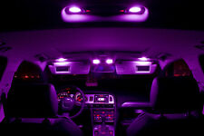 SMD LED Innenraumbeleuchtung Opel Astra G Caravan CC Limo 5 LEDs Set pink