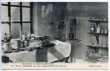 CP 59 NORD - Bellignies - Carrières et Usines d'Encade - Laboratoire b