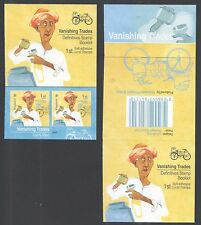 SINGAPORE 2016 VANISHING TRADES 1ST LOCAL DAIRY MAN 8TH REPRINT (2016I) BOOKLET