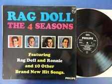 4 SEASONS  RAG DOLL philips /1/1 UK LP EX-/VG+