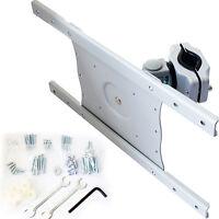 """20"""" to 37"""" LCD/TV Monitor Bracket - Pole/Bar Mount - 35mm Speaker, 50mm Truss"""