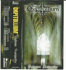 CAPITOLLIUM - Symphony of Possession / Rares 2004 Russian Black Metal MC, Tape !