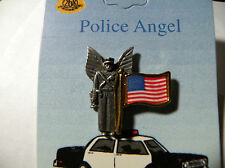 NOC POLICE POLICEMAN GUARDIAN ANGEL PIN, TIE, LAPEL OR HAT PIN
