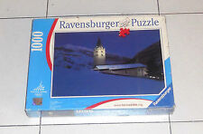 Puzzle 1000 Pcs OLIMPIADI TORINO 2006 Notte in montagna XX Olympic winter games