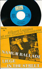 """ALBERT LANGUE ET SES DIXIES STOMPERS 45 TOURS 7"""" BELGIUM LIEGE NAMUR"""