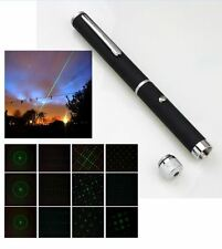 Green Laser Pen With 2017 Samsung 'Jedi' Lens Plus FREE Kaleidoscope Lens Cap